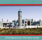Cover of Afghanistan: 2010 Mortality Survey - Survey Presentations (English)