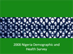 Cover of Nigeria: DHS, 2008 - Survey Presentations (English)