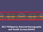 Cover of Philippines: DHS, 2017 - Survey Presentations (English)