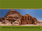 Cover of Jordan: DHS, 2009 - Survey Presentations (English)
