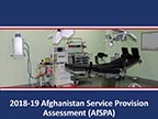 Cover of Afghanistan SPA, 2018-19 - Survey Presentations (English)