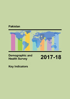 Cover of Pakistan: DHS 2017-18 - Key Indicators Report (English)