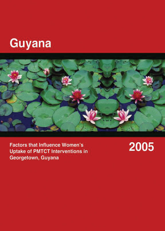 Cover of Factors that Influence Women's Uptake of PMTCT Interventions in Georgetown, Guyana (English)