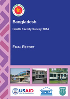 Cover of Bangladesh SPA, 2014 - Final Report (English)