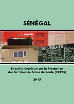 Cover of Senegal SPA, 2015 - Final Report Continuous (French)