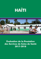 Cover of Haiti SPA, 2017-18 - Final Report (French)