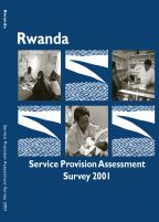 Cover of Rwanda MCH SPA, 2001 - Final Report (English)