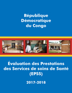 Cover of Congo Democratic Republic SPA, 2017-18 - Final Report (French)