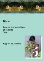 Cover of Benin DHS, 2006 - Key Findings (French)