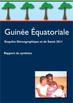 Cover of Equatorial Guinea DHS, 2011 - Key Findings (French, Spanish)