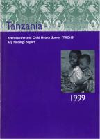 Cover of Tanzania DHS, 1999 - Key Findings Report (Kiswahili) (English)