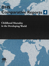 Comparative Report 4 - Childhood Mortality in the Developing World